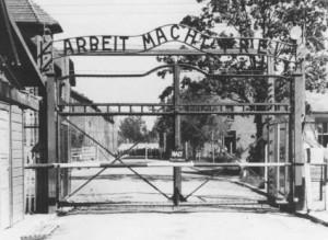 auschwitz-gate